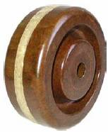 Caster Wheel Phenolic High Temp
